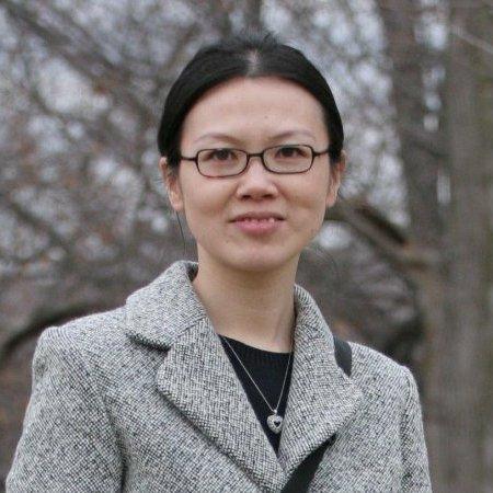 Grace Fengyi Wang linkedin profile