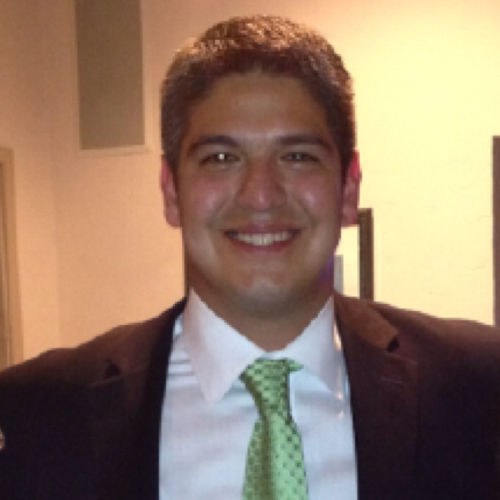 Robert Arellano linkedin profile