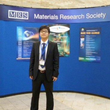 Yang (Benjamin) Hong linkedin profile