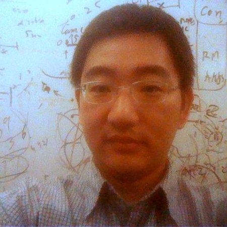 Liang Zhao linkedin profile