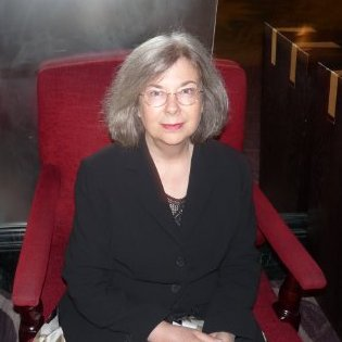 Geraldine Woods linkedin profile
