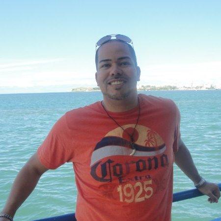 Carlos Xavier Garcia linkedin profile