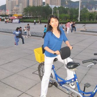 Yang Chen linkedin profile