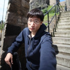 Huan Wang linkedin profile
