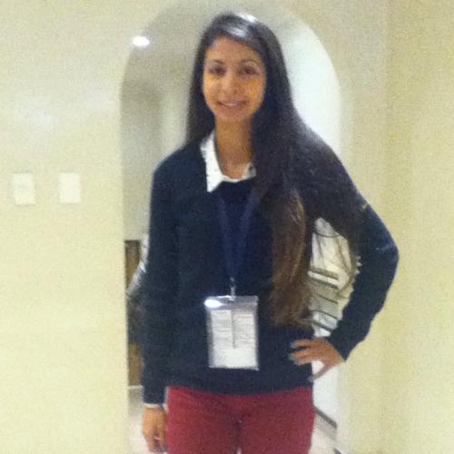 Vanessa Parra Perez linkedin profile