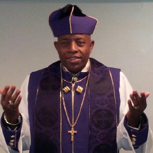 Bishop Dale G. Evans linkedin profile