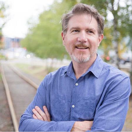 Mark Buchanan linkedin profile