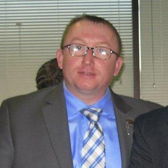 James Strickland linkedin profile
