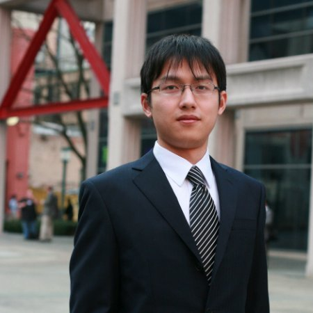 Yang (Peter) Chen linkedin profile
