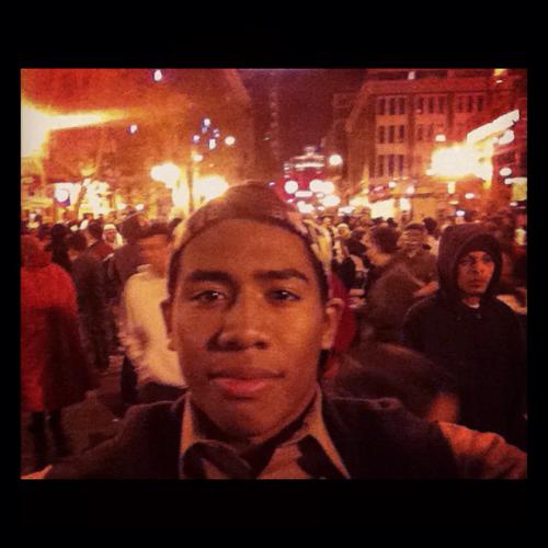 Aaron Jamal Smith linkedin profile