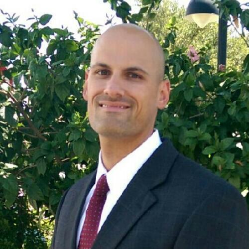 Anthony Mitchell MBA, PMP linkedin profile