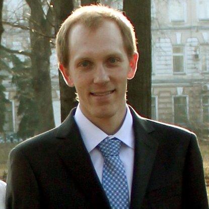 Benjamin Alan Robinson linkedin profile