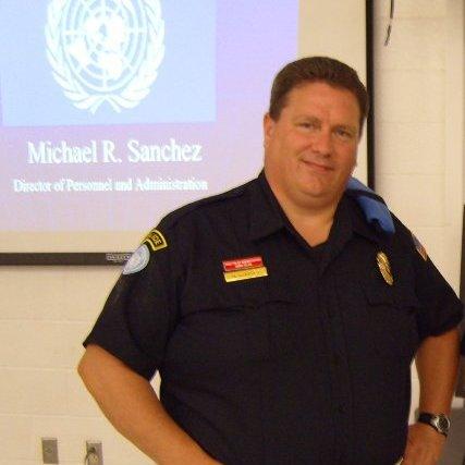 Michael Sanchez PhD (candidate) linkedin profile