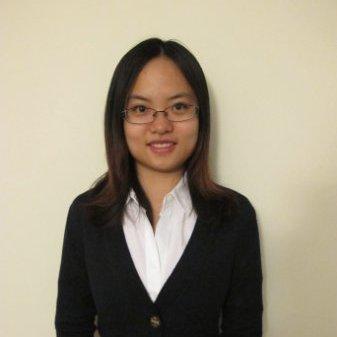 Alice Yu Zhang (Jang) linkedin profile