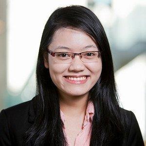 Huong Hoang linkedin profile