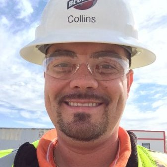 Collins James linkedin profile