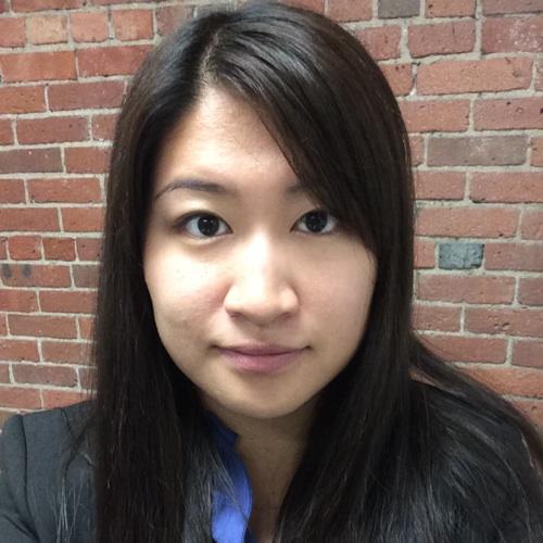 Sarah Xue Zhang linkedin profile