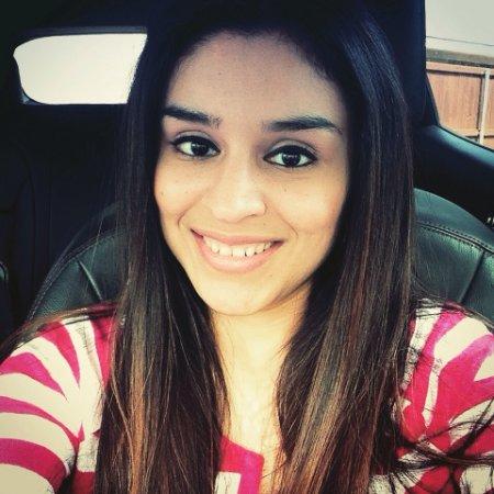 Esther Flores linkedin profile