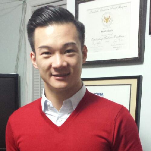 Yao Ming Huang linkedin profile