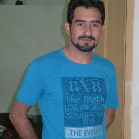 Raja Qamar Zaman linkedin profile