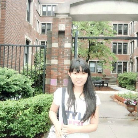 Nancy Xue Zhang linkedin profile