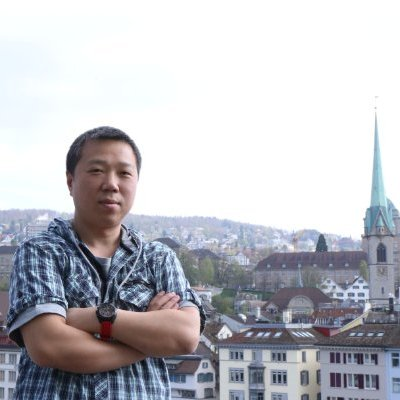 Zhen Yu Li linkedin profile