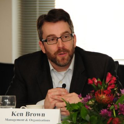 Kenneth G. Brown linkedin profile