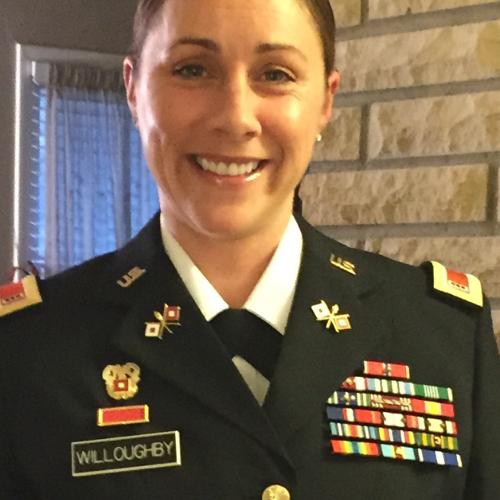 Michelle Willoughby linkedin profile