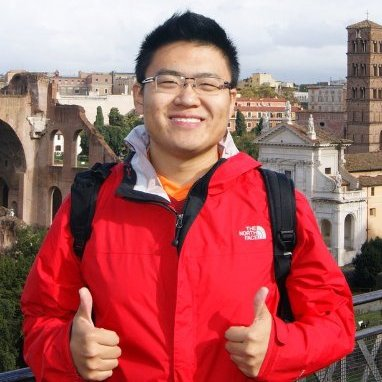 Jason Xiang Wang linkedin profile