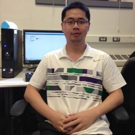 Huang Zhuo linkedin profile