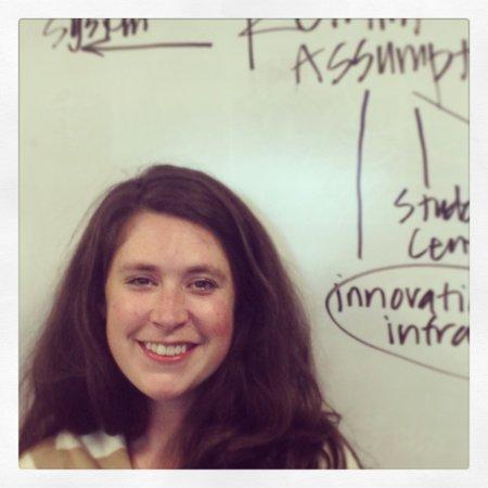 Sarah Collins Lench linkedin profile