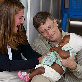 Bill n Melinda Gates Foundation linkedin profile