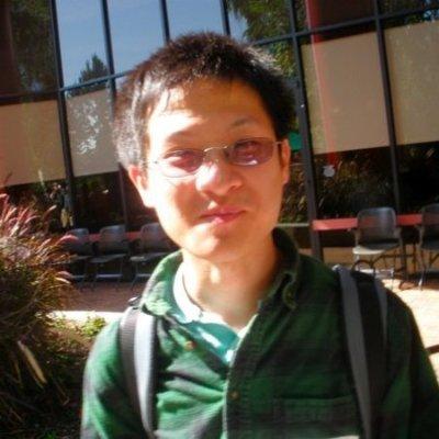 Ming Liu linkedin profile