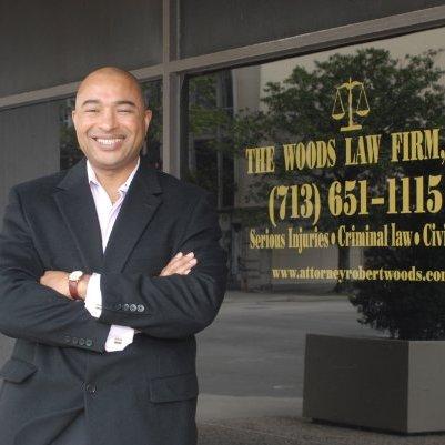 Robert Woods linkedin profile