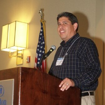Mark D. Gonzales linkedin profile