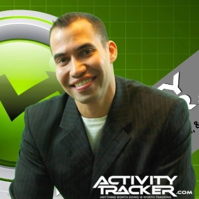 Cesar Rodriguez / Activity Tracker™ linkedin profile