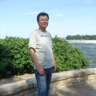 Ming Xue Zhang linkedin profile