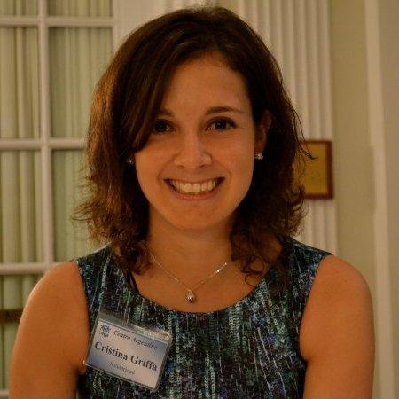 Maria Cristina Griffa Diaz linkedin profile