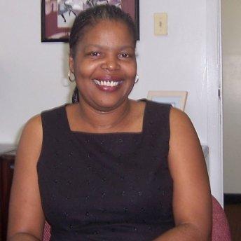 Angela Z King linkedin profile