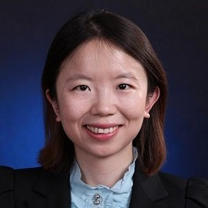 Karen Yue Zhang linkedin profile
