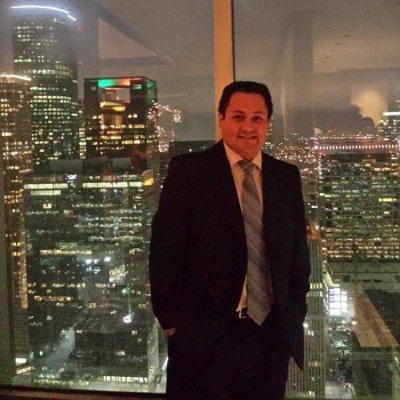 Ricardo Alarcon Garcia linkedin profile