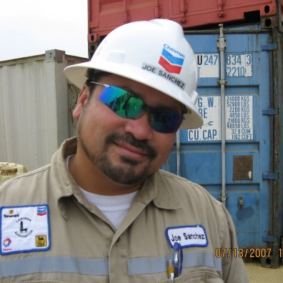 Joseph Sanchez linkedin profile